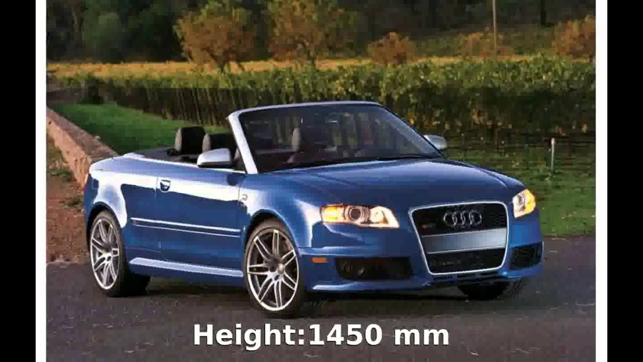 2005 audi s4 cabriolet details info youtube. Black Bedroom Furniture Sets. Home Design Ideas