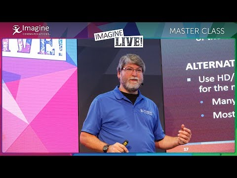 Master Class: End-to-End IP