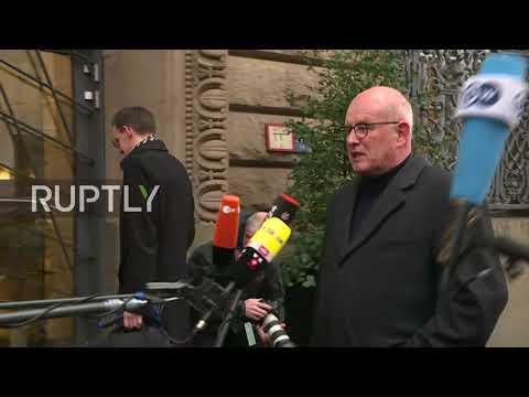 Germany: CDU and SPD resume coalition talks