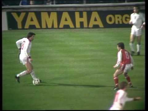 19/11/1980 Wales v Czechoslovakia