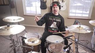 how to hold your drumsticks for beginners