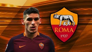 Lucas Torreira ► Welcome To Roma?    Skills, Assist & Passes 2017    [HD]