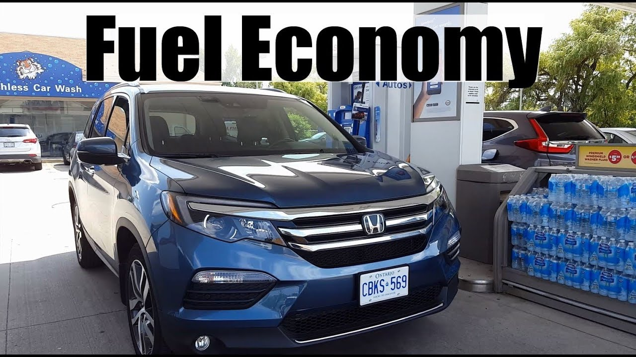 High Quality 2018 Honda Pilot   Fuel Economy MPG Review + Fill Up Costs