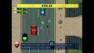 GTA 2 - Gameplay PSX / PS1 / PS One / HD 720P (Epsxe)