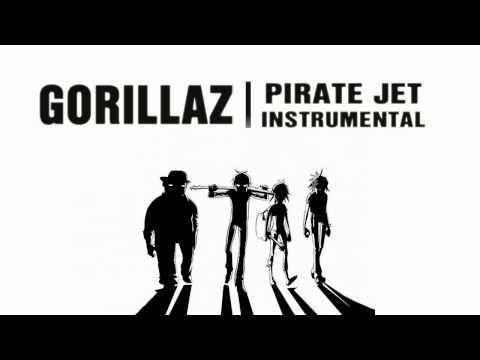 Gorillaz - Pirate Jet (instrumental)