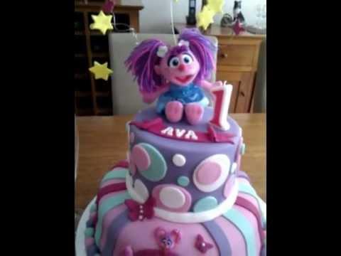 Abby Cadabby Cake Abbycadabby Cake Youtube