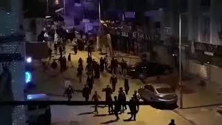 بالفيديو: أتراك يهاجمون لاجئين سوريين في أسطنبول