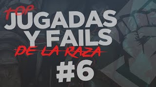 Top Jugadas y Fails de la Razita #6