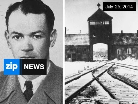 Former Nazi Guard Dies In Hospital - July 25, 2014