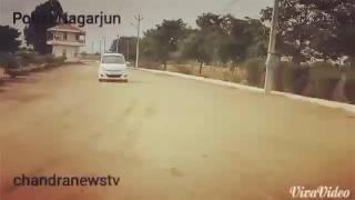 What's app viral No.1 car stunt video Pothu Nagarjun