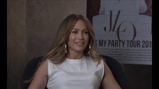 ג'ניפר לופז בריאיון (חדשות סוף השבוע) - Jennifer Lopez - Israeli Interview 2019