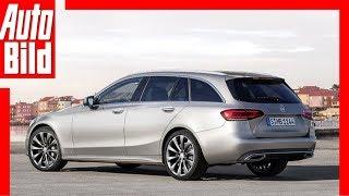 Zukunftsaussicht: Mercedes C-Klasse T-Modell (2021) Design - Kombi - W206