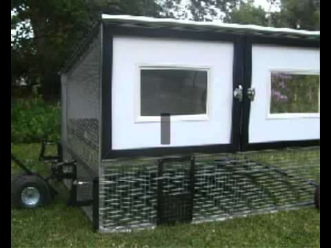 Cheap movable chicken coop plans trusted designs easy for Movable chicken coop plans free