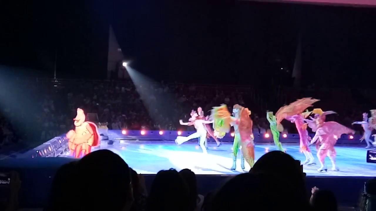 Disney On Ice 2017 Ice Bsd Jakarta Youtube