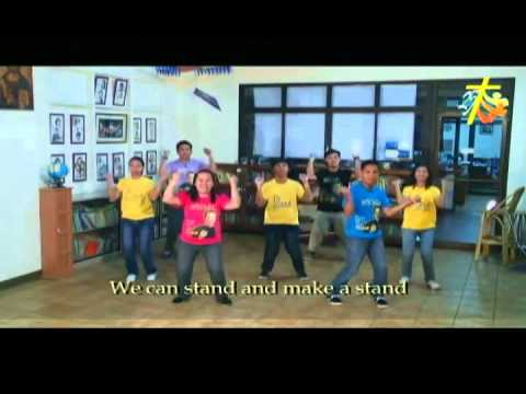 Make a Stand Official Dance Animation Video.flv