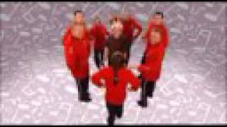 "The Wiggles ""brown girl in the ring"""