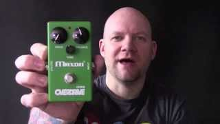 How To Boost An Overdriven Amp With A Tubescreamer - Marshall DSL 100H