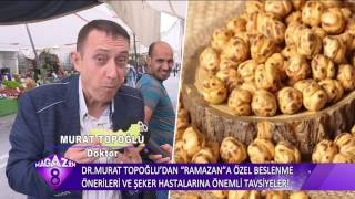 Dr Murat Topoğlu'ndan Ramazan'a Özel Beslenme Öneriler Ve Şeker Hastalarına Tavsiyeler