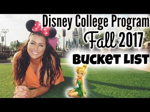 I'M GOING BACK! DCP Fall 2017