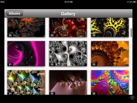 Awesome Trippy Apps for iPad & iPhone