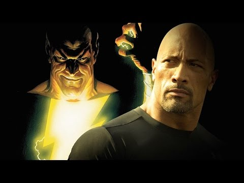 The Rock: Black Adam Could be in Justice League - IGN Interview