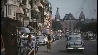Amsterdam as it was in 1955