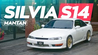 Mantan Terindah Ziko | Silvia S14 Review