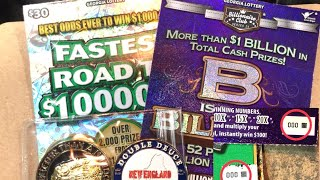 Top Lucky Lottery Scratchers Similar Games