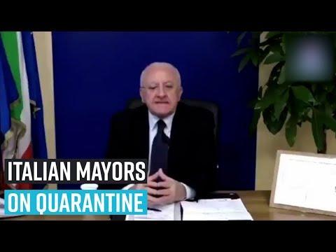 Italian mayors losing