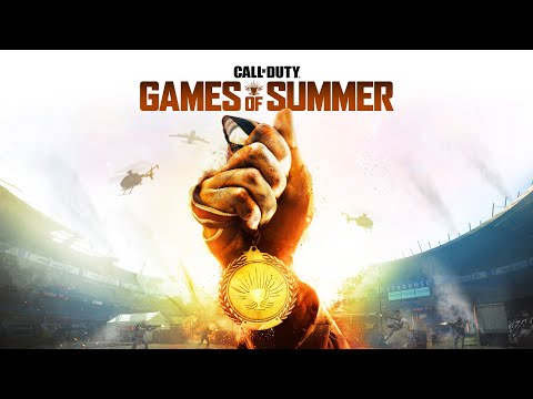 Games of Summer Trailer | Call of Duty®: Modern Warfare® & Warzone™