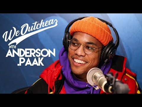 We Outchea with Anderson .Paak | Talks Oxnard album, Dr. Dre, shares Mac Miller memory + more.