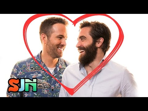 The Best of the Jake Gyllenhaal and Ryan Reynolds Bromance (LIFE Movie)