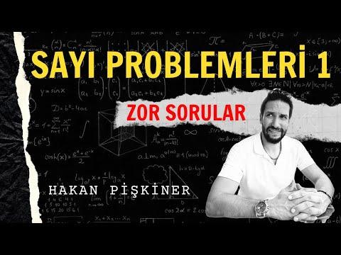 Problemler 4 (Yeni Nesil Denklem Kurma Sayı Problemleri)
