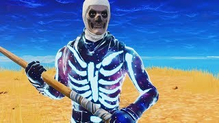 Introducing the RAREST Fortnite Skin to Ever EXIST! (Galaxy Skull Trooper!)