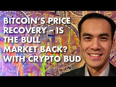 Bitcoin's Price Recovery – Is The Bull Market Back? With Crypto Bud