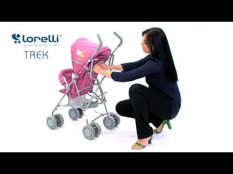 Lorelli Лятна количка TREK Grey Baby Owls #FH_rm8ocvpU
