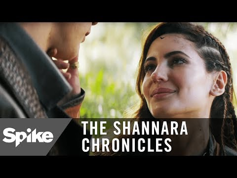 'Tomorrow's Not Promised' Ep. 203 Official Clip | The Shannara Chronicles (Season 2)