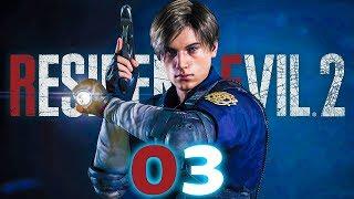 RESIDENT EVIL 2 PL #03 - Dwa Emblematy Zdobyte!