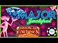 ⚡️HIGH LIMIT Pink Panther Mystical Fortunes MAJOR JACKPOT ⚡️$25 MAX BET BONUS ROUND Slot Machine