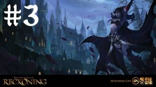 Kingdoms of Amalur: Reckoning Gameplay Walkthrough - Part 3 - Let