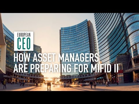Eurizon CEO on MIFID II and the future of asset management in Europe | European CEO