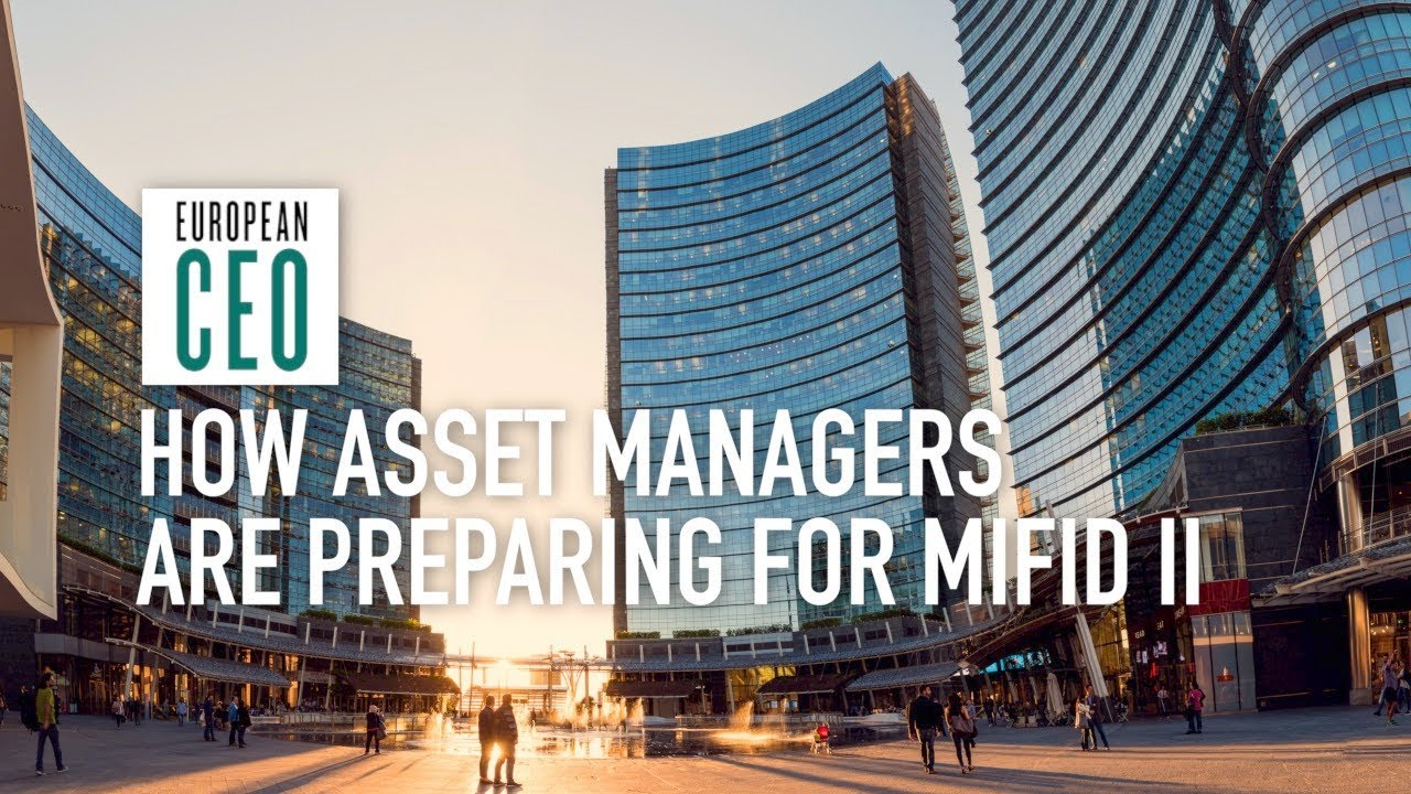Eurizon CEO on MIFID II and the future of asset management
