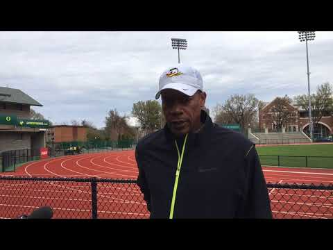 What impact will the wind have on today's Pepsi Team Invite? Oregon track & field rundown