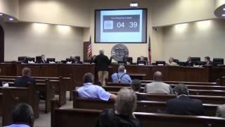 9. CWTBH - John S. Quarterman (regarding the pipeline vote)