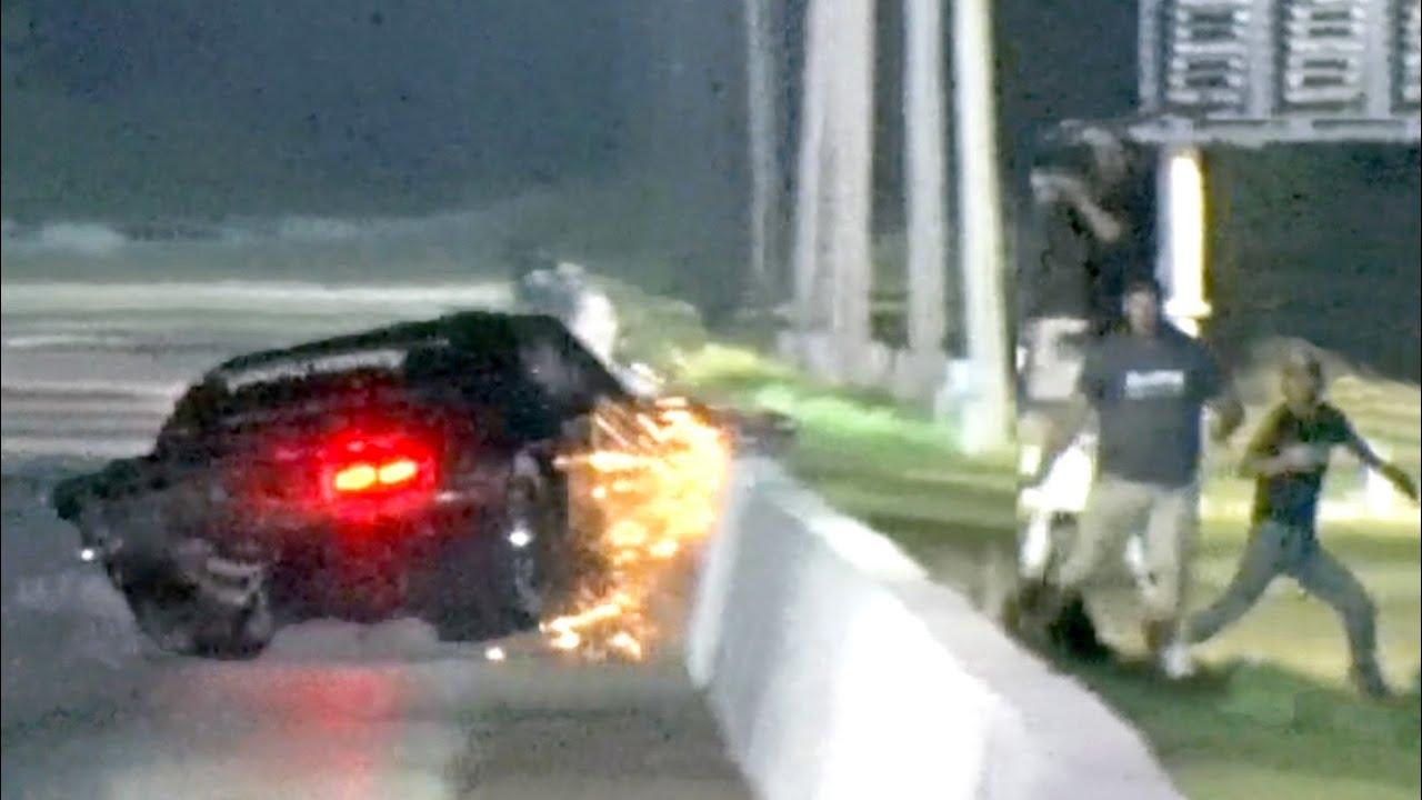 Car Crashes Close Calls Wheelies Compilation Youtube
