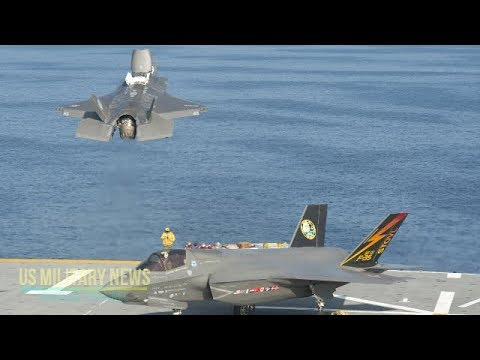 America Can Now Fly F-35s off of Assault Ships - Here's Why That's a Big Deal