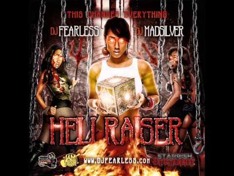 DJ FearLess - Hellraiser DanceHall Mixtape