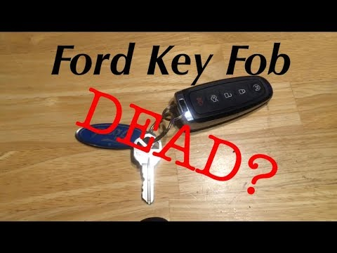 changing-your-key-fob-on-the-2013-ford-explorer