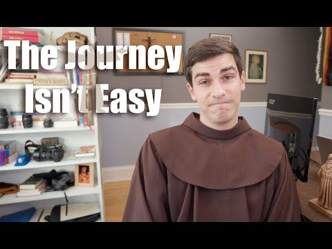The Journey Isn't Easy