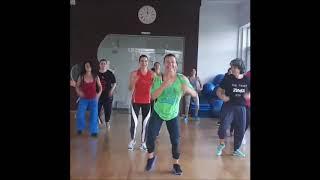 Amarfis La Langosta - Zumba Choreography